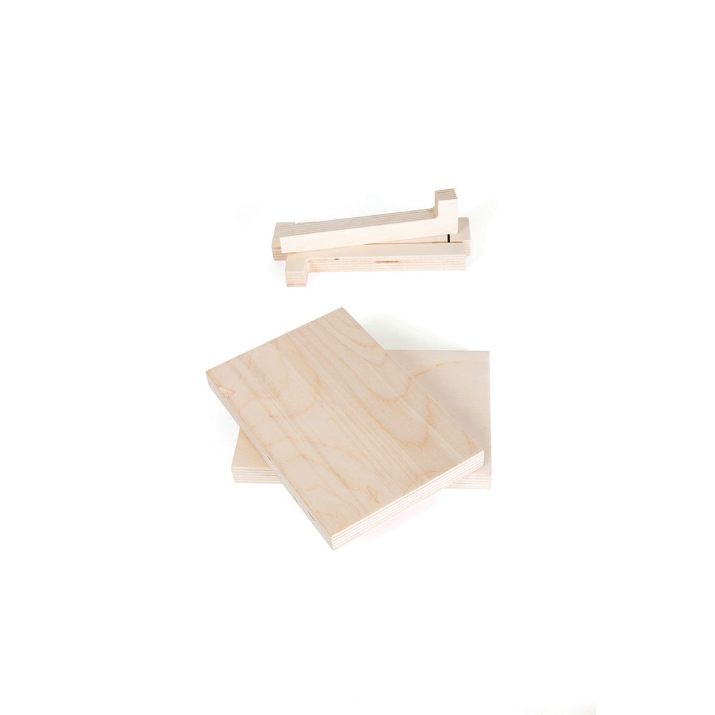 Natural Wood WINNY Mini Shelves, by Gautier Studio
