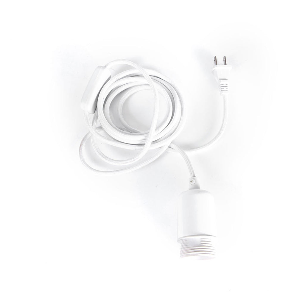 White LUX Cord, by Gautier Studio
