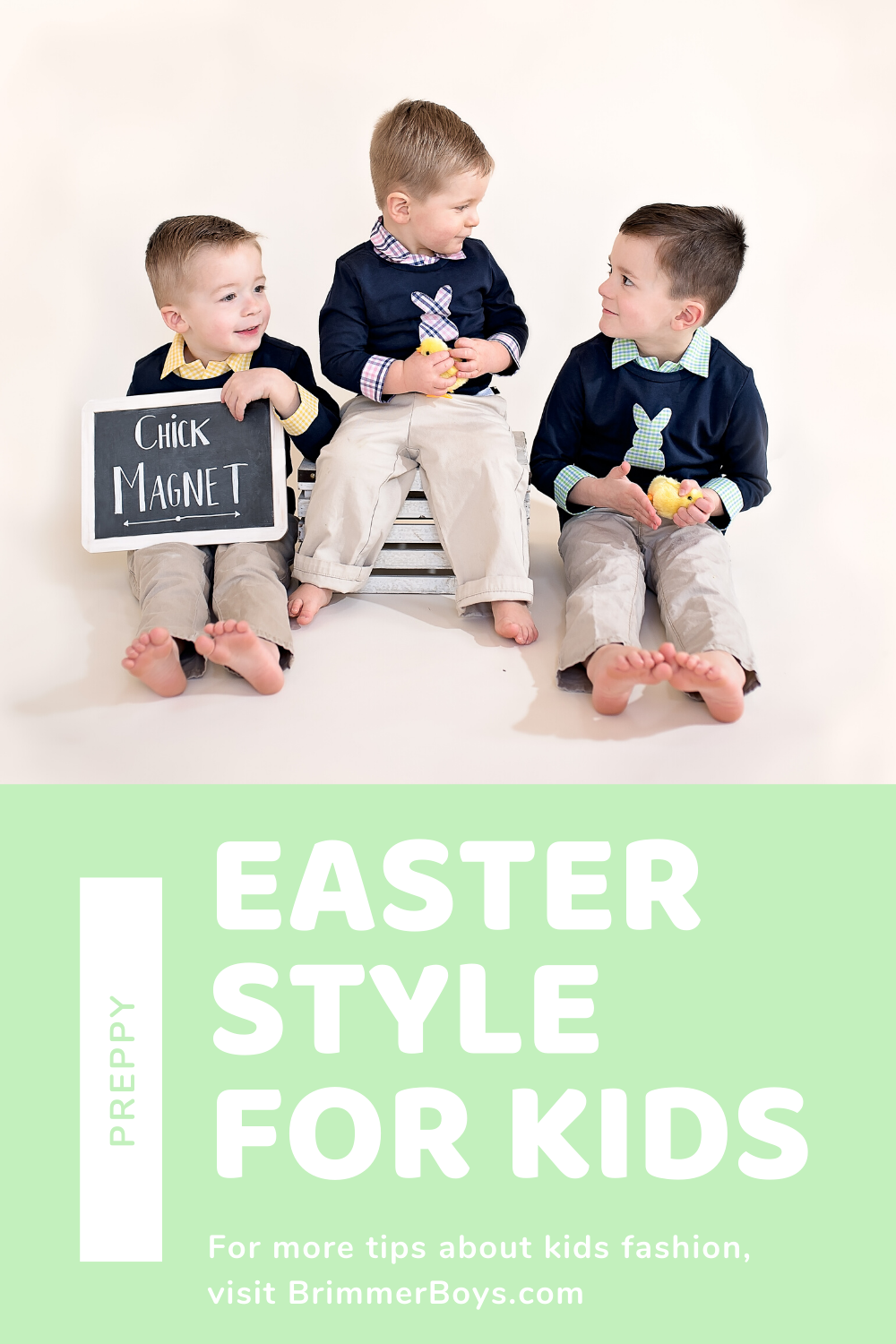 Easter Outfit Ideas for Boys