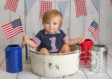 4th of July Birthday Outfits for Baby Boy