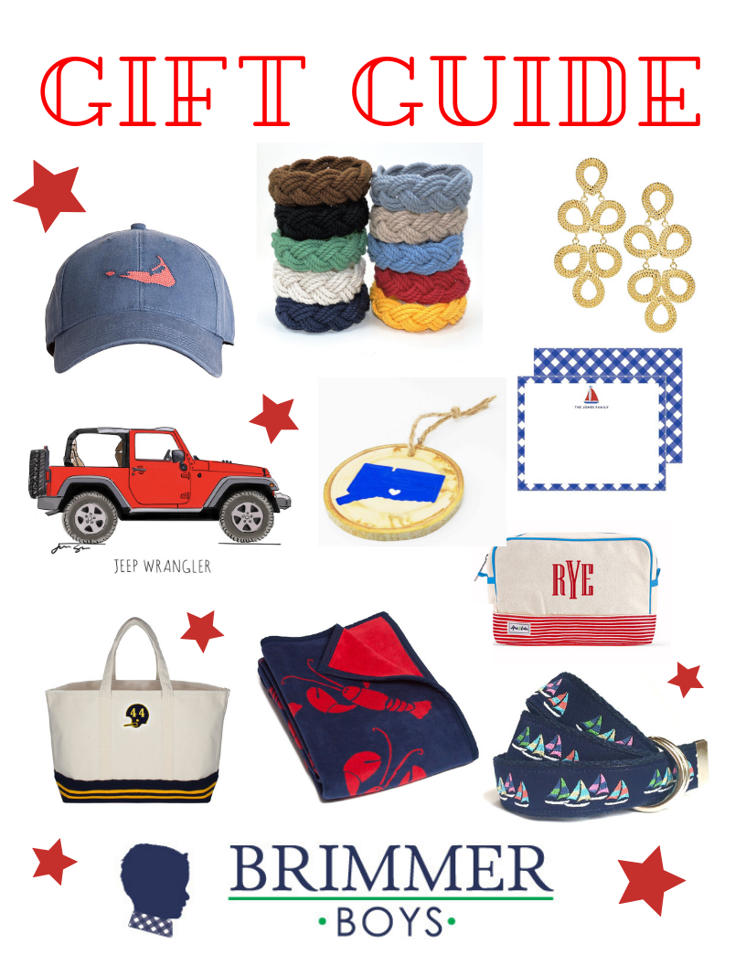 Preppy Holiday Gift Guide 2018