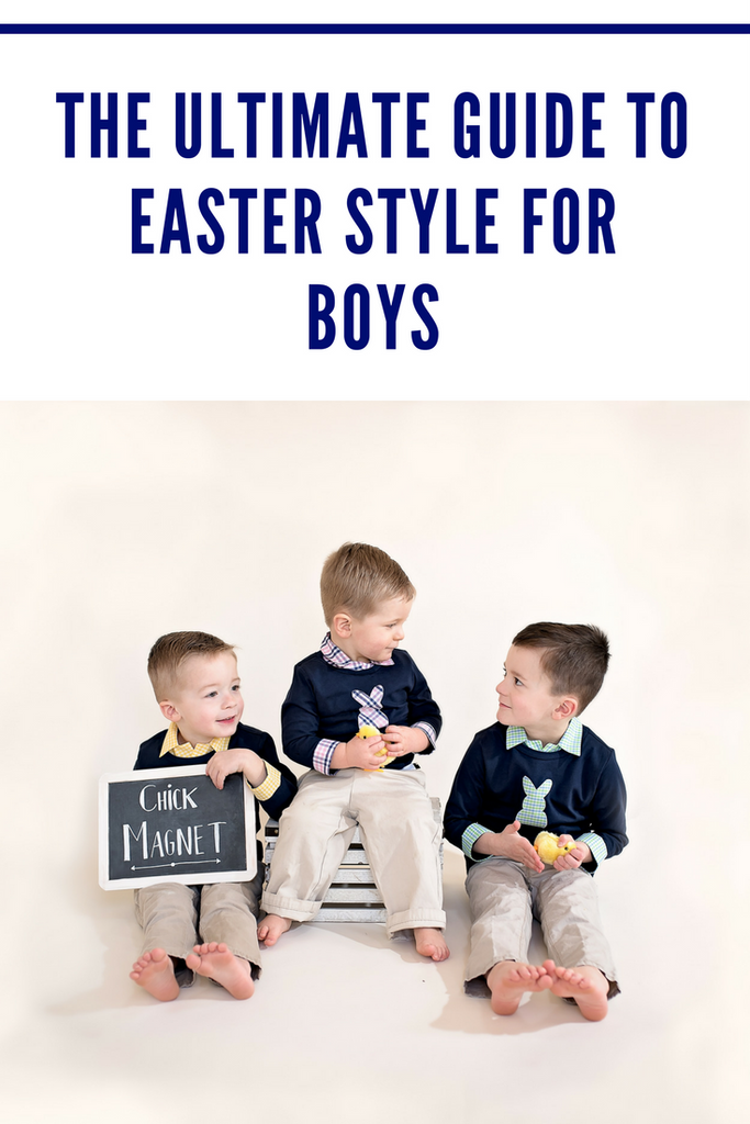 The Ultimate Guide to Easter Style for Boys