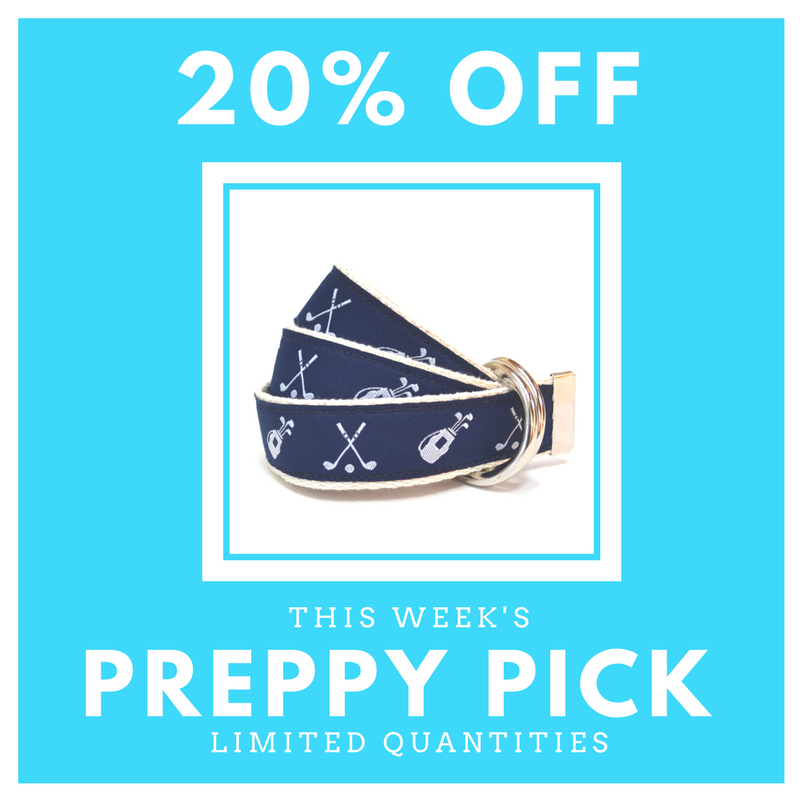 The Preppy Pick - Get Ready Golfers