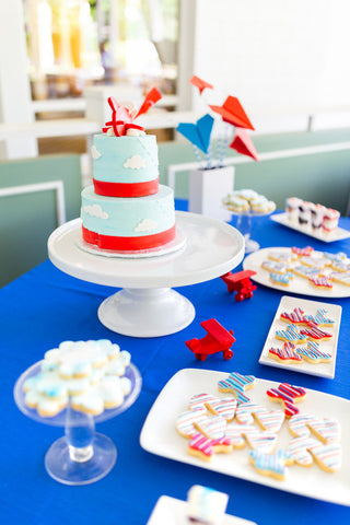 airplane theme party