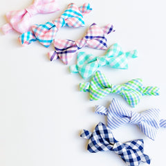 spring and easter bow ties