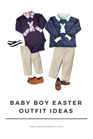 Baby boy easter outfit ideas