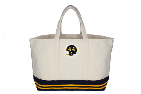 crab and cleek varsity tote