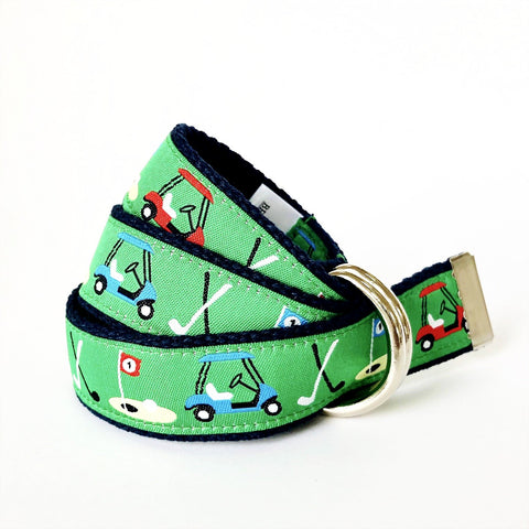 golf cart belt for kids