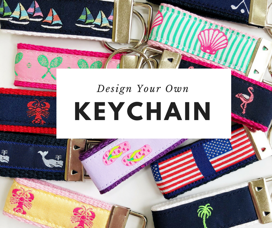 Design Your Own Keychain