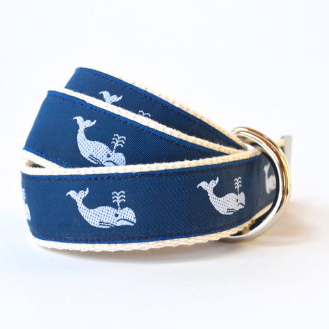 Adult Whale Belt - Natural