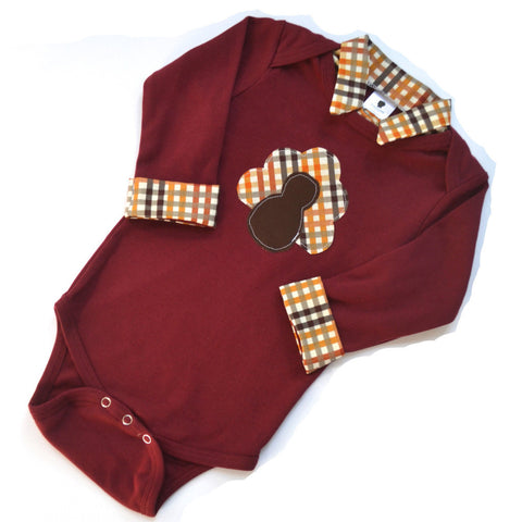 Baby Boy Thanksgiving Outfit