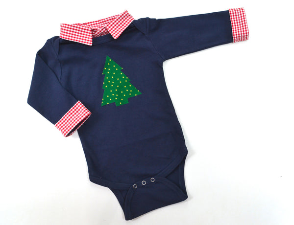 Christmas Outfit - Baby Boy Christmas Outfit