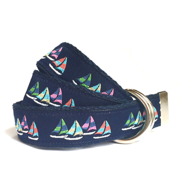 Women's Sailboat Belt