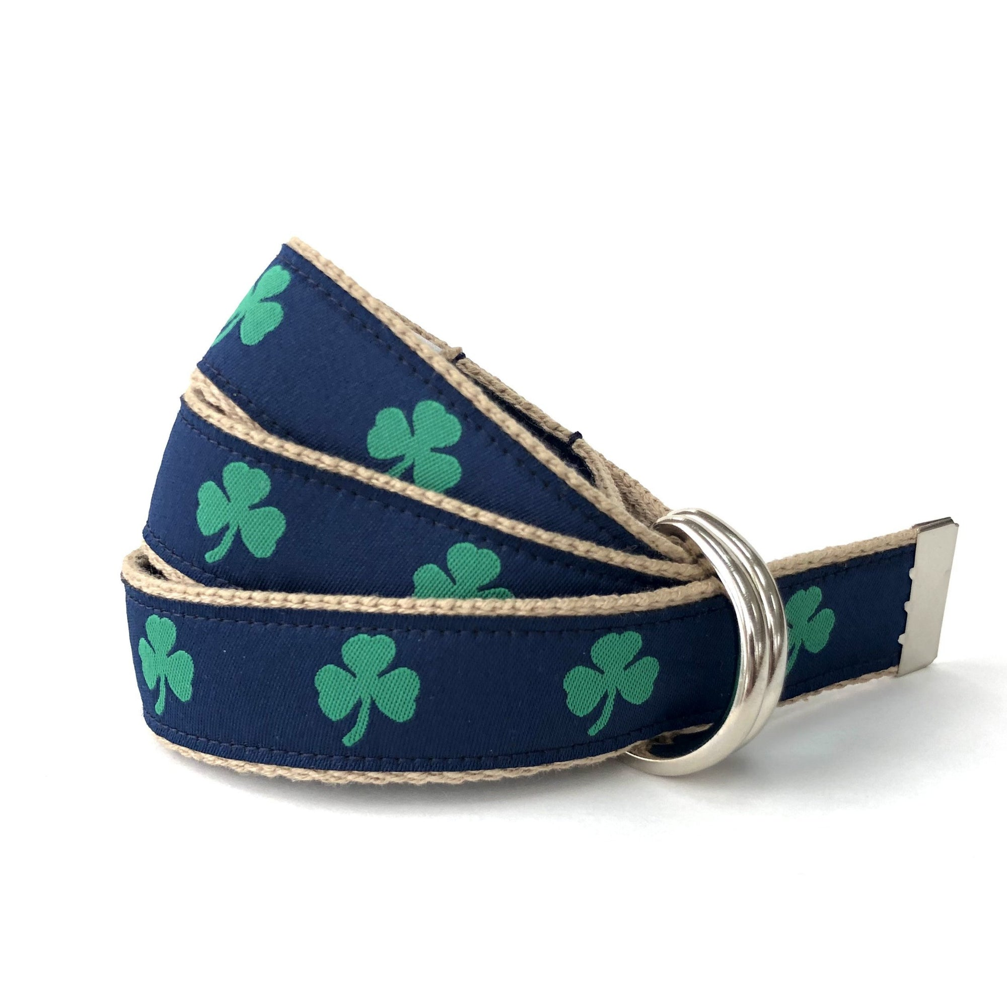 Child Shamrock Belt