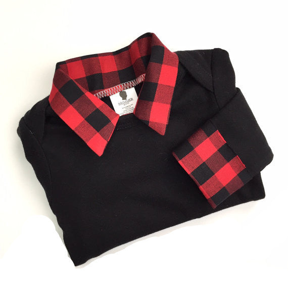 lumberjack first birthday shirt