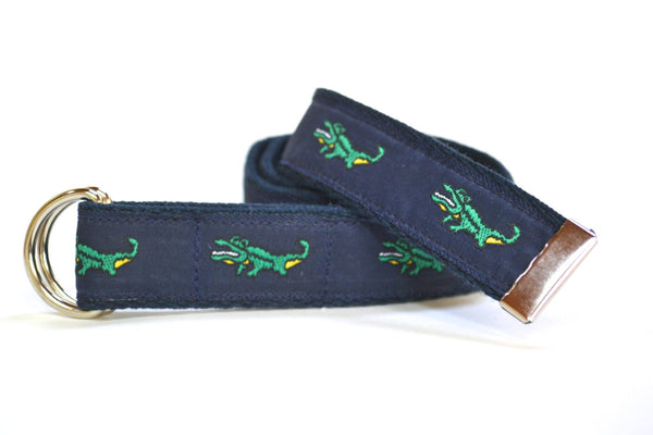 Child Alligator Belt