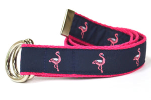 Child Pink Flamingo Belt