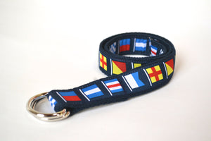 Child Nautical Belt, Nautical Flags