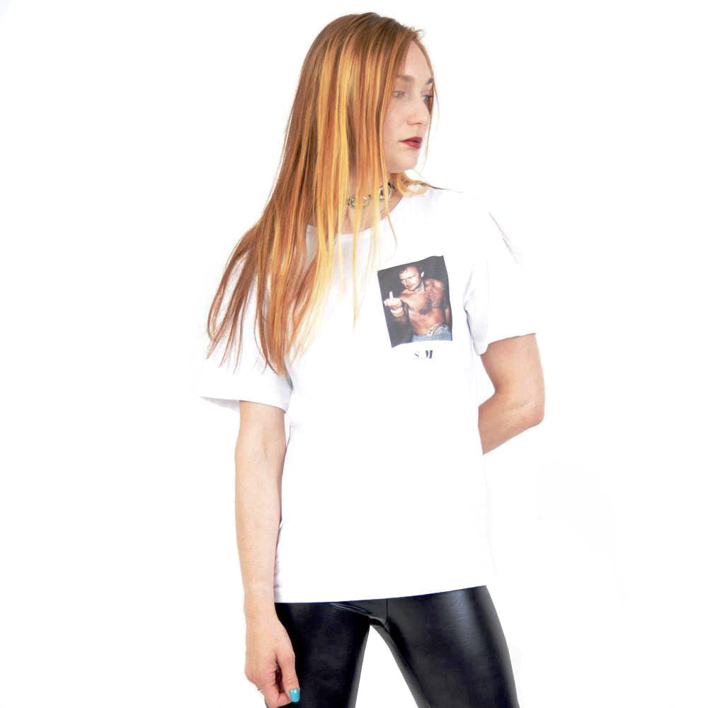 Skim Milk Phil Collins Wasted Tee