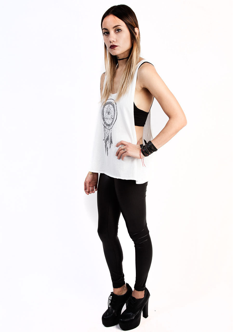 Vanessa Mooney Dreamcatcher Racerback Tank