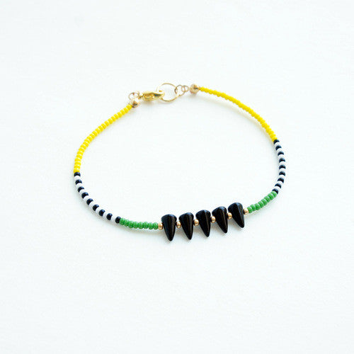 Ace Commune Wyndham Spike Bracelet