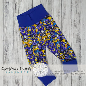Minions Forever Fit Grow With Me Joggers - Rts Ready To Ship