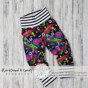 Sids Room Toy Story Grow With Me Joggers Ready To Ship