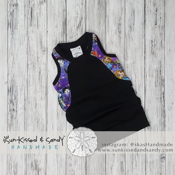 Burton-Esque Racerback Tank - Rts Ready To Ship