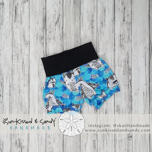 Derpy Dragon Cuff Shorties Ready To Ship