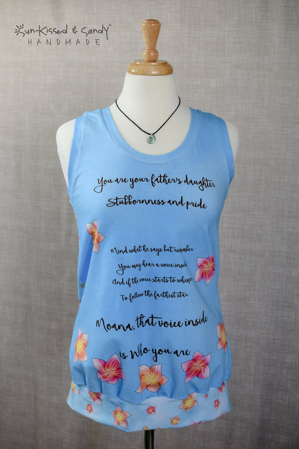 Fathers Daughter Tank Reserved Listing