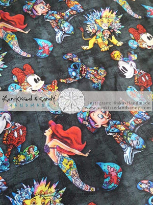 Grunge Mouse Art Shorties Reserved Listing