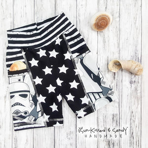 Storm Trooper / Stars + Stripes Knee Shorts Reserved Listing