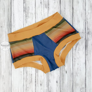 13Th Doctor Undies Semi-Custom Mto