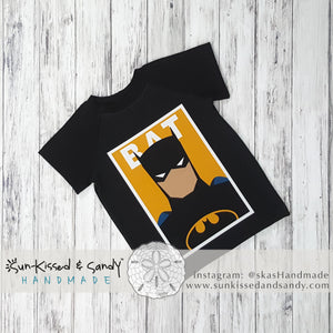 Batman Raglan Ready To Ship
