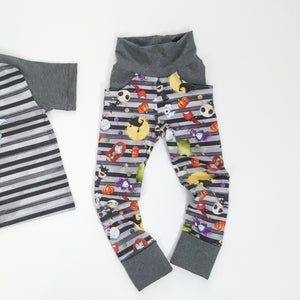 Nightmare Before Christmas Grow With Me Joggers Ready To Ship