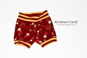 House Games Cuff Shorts - Rts Ready To Ship