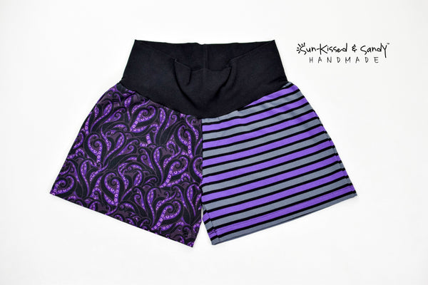 Xl Adult Sea Witch Potlander Shorts - (Made To Order Custom) Reserved Listing