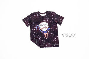 Rise Of The Guardians Jack Frost Shirt - Rts Ready To Ship