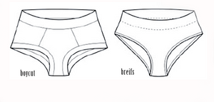 Always Bright Undies (Youth) Semi-Custom Mto