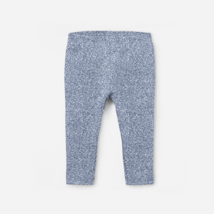 Winter Blue Sparkle Leggings (Baby + Youth) Performance