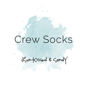 Crew Socks Set Of 2 (Children/youth) Styles & Size Charts
