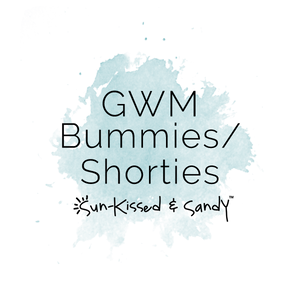 Grow-With-Me Bummies / Shorties Styles & Size Charts