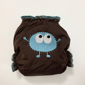 Little Blue Ooga Monster Os Ai2 Rts Diapers & Trainers