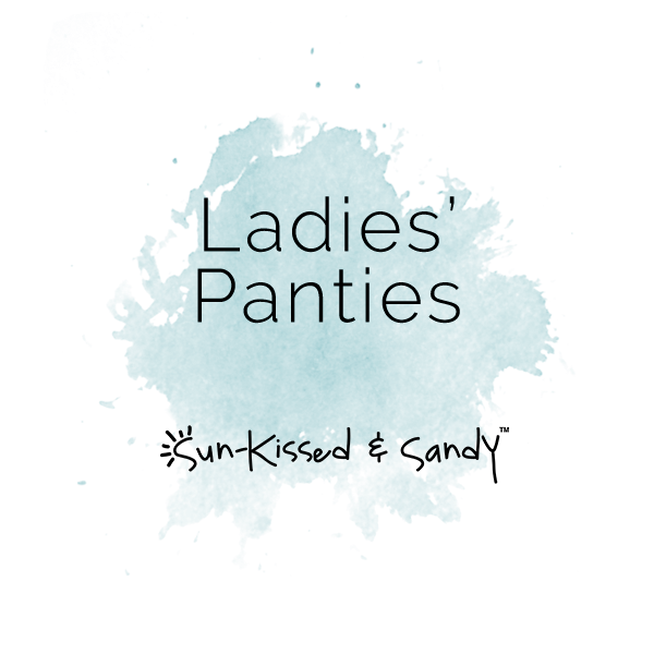 Ladies Panties Styles & Size Charts