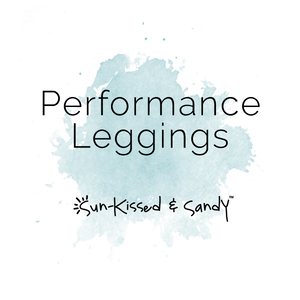 Sparkle Performance Leggings (ADULT SIZES)