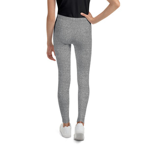 Silver Sparkle Leggings (BABY + YOUTH)