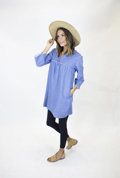 Denim Doll Tunic