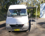 2002 Mercedes Benz Sprinter Motorhome