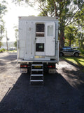 SOLD - 2009 FORD TRANSIT/NORTHSTAR 8.5 ARROW SLIDE-ON PACKAGE -