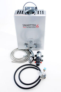 Smarttek6 Portable Instant Hot Water System Suitable for Caravan/Camping/Horses
